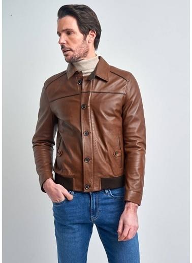 Pierre Cardin Leather Wear Deri Mont Taba